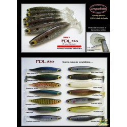 Longasbaits PDL 520 Swimbait