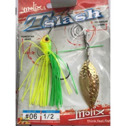 Molix T-Slash Spinnerbait SW 1/2 oz.
