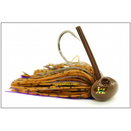 Bass Patrol Silicone Football Jig