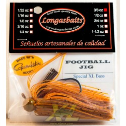 Longasbaits Football Jig